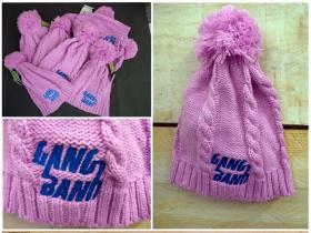 Bonnet brodé - Gang Band