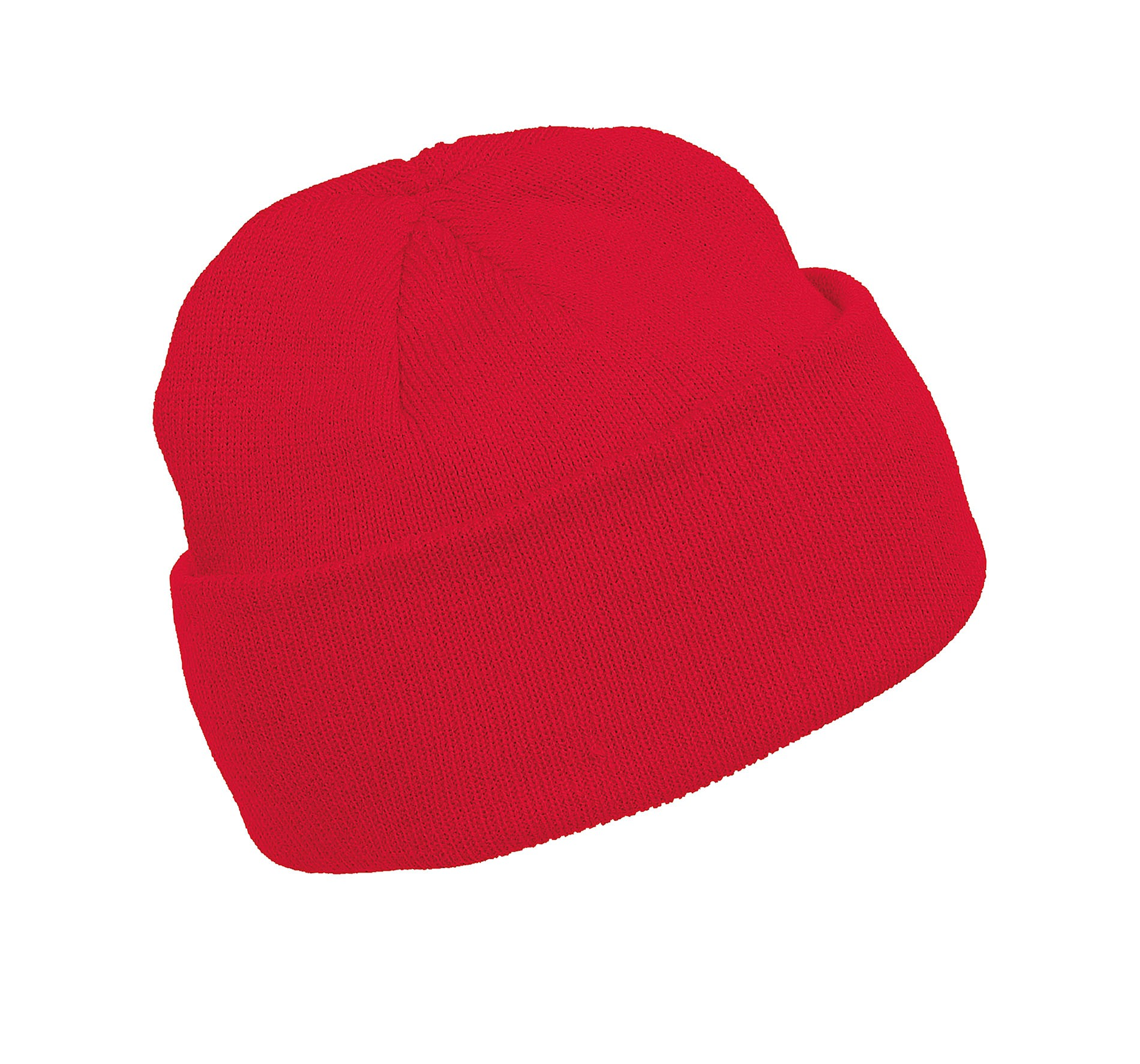 BONNET A REVERS Red Rouge